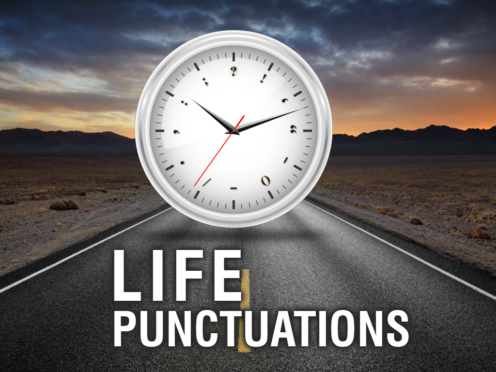 Life-Punctuation